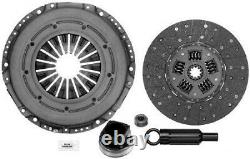 North American Clutch Kit Fits 99-10 Ford 6.8-V10 with Diaphragm Style Cover