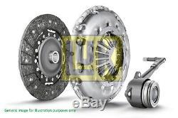 PEUGEOT 3008 0U 1.6D Clutch Kit 3pc (Cover+Plate+CSC) 09 to 16 Semi-Auto 240mm