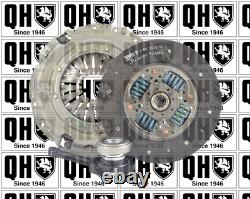 RENAULT MASTER Mk2 2.2D Clutch Kit 3pc (Cover+Plate+CSC) 2000 on QH Quality New