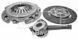 RENAULT MASTER Mk2 2.5D Clutch Kit 3pc (Cover+Plate+CSC) 01 to 06 B&B Quality