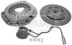 ROVER 75 RJ 2.0D Clutch Kit 3pc (Cover+Plate+CSC) 99 to 05 M47R B&B Quality New