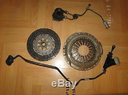 Rover 75 mg zt 2.5 v6 clutch kit cover & plate & master & slave cylinder