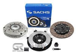 SACHS COVER+RACE FLYWHEEL KIT For BMW 323 325 328 M3 Z3 M E36 525i E34 528i E39