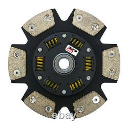 STAGE 3 RACE CLUTCH KIT with SACHS HD COVER for 1992-95 VW CORRADO SLC 2.8L VR6