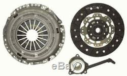Sachs Clutch Kit + Concentric Slave Cylinder CSC 3000990081 5 YEAR WARRANTY