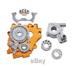 Screamin' Eagle Hydraulic Cam Chain Tensioner Plate Upgrade Kit 25284-11