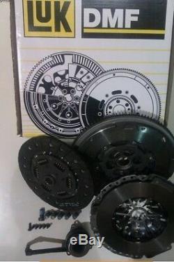 Skoda Fabia 1.9tdi 1.9 Tdi Vrs, Smf Flywheel, Clutch Plate, Luk Cover, Csc Kit
