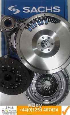 Skoda Superb 2.0 Tdi 2.0tdi Flywheel, Clutch Plate, Sachs Cover, Csc, Bolt Kit