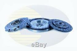 Solid Flywheel Clutch Conversion For Vw Golf V 2004-2008 2.0 Tdi 140hp Diesel