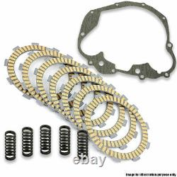 Suzuki DR 800 DR Big 1991 Clutch Cover Friction Plates Spring Repair Kit