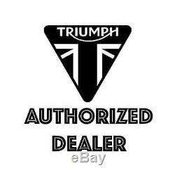 Triumph Thruxton 1200 & Thruxton R Black Engine Covers Kit A9618184