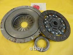 Triumph Tr4a Tr5 250 Tr6 Complete Clutch Kit With Laycock Cover