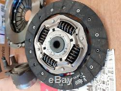 VALEO CLUTCH KIT FORD FOCUS Mk1 1.6 1.8 Clutch Kit 3pc (Cover+Plate+CSC) 98-04