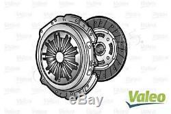 VALEO Clutch Kit Fits AUDI A3 TT FORD SEAT Leon VW Bora 1.8-2.8L 1996-2010