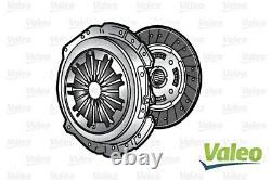 VALEO Clutch Kit Fits CITROEN C1 Hatchback PEUGEOT 107 TOYOTA Aygo 1.4L 2005