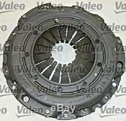 VALEO Clutch Kit Fits DACIA Duster Logan RENAULT Kangoo Megane II 2 1.4-2.0L 02