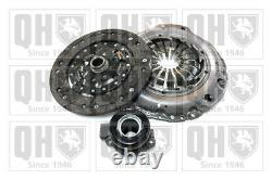 VAUXHALL COMBO C 1.7D Clutch Kit 3pc (Cover+Plate+CSC) 04 to 11 Z17DTH QH New