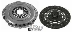 VAUXHALL INSIGNIA A 1.8 Clutch Kit 2 piece (Cover+Plate) 08 to 17 215mm Sachs
