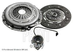 VAUXHALL INSIGNIA A 2.0D Clutch Kit 3pc (Cover+Plate+CSC) 08 to 17 6 Speed MTM