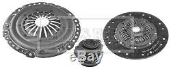 VAUXHALL ZAFIRA A 2.0D Clutch Kit 3pc (Cover+Plate+CSC) 00 to 05 Y20DTH B&B New
