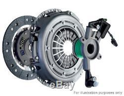 VAUXHALL ZAFIRA B 1.9D Clutch Kit 3pc (Cover+Plate+CSC) 05 to 14 726783RMP 240mm