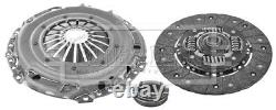 VW CADDY Mk4 2.0D Clutch Kit 3pc (Cover+Plate+Releaser) 2015 on B&B VOLKSWAGEN