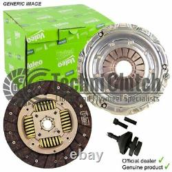 Valeo 2 Part Clutch And Align Tool For Mercedes-benz C-class Saloon C 220 CDI