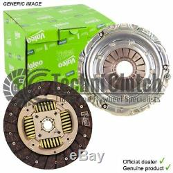 Valeo 2 Part Clutch Kit For Audi R8 Coupe 4163ccm 420hp 309kw (petrol)