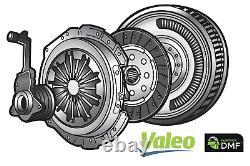 Valeo 837432 Clutch Kit Dual Mass Flywheel DMF 235mm 21 Teeth Plastic Cover Disc