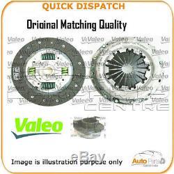 Valeo Genuine Oe 3 Piece Clutch Kit For Mini Mini 828117