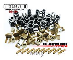 Volvo 6dct450 Getrag Gearbox Clutch Thrust Plastics Clips, Springs, Kit Set