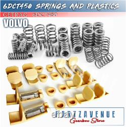 Volvo Gearbox Clutch Springs And Plastics 6dct450 Getrag