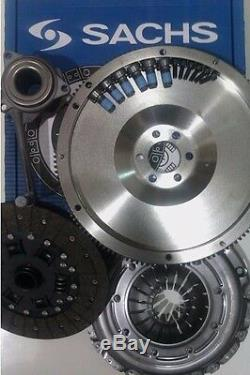 Vw Bora 1.9tdi 1.9 Tdi 4motion Arl Flywheel, Clutch Plate, Sachs Cover, Csc Kit