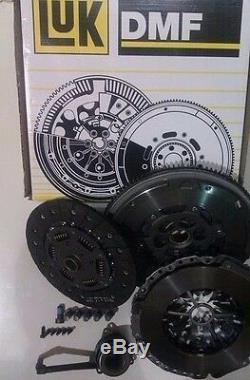 Vw Bora 1.9tdi 1.9 Tdi Asz 130 Smf Flywheel, Clutch Plate, Luk Cover, Csc Kit