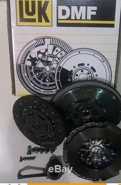 Vw Touran 2.0 Tdi 2.0tdi 16v, Smf Flywheel, Clutch Plate, Luk Cover, Csc Kit