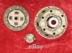 WOLSELEY 10 10hp CLUTCH KIT (Plate, Cover, Release Bearing) (1935- 49)