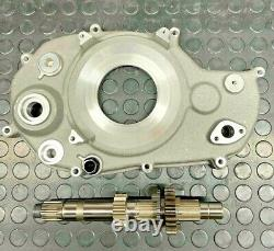 Yamaha Rd 250 350 400 Air Cooled Dry Clutch Cover Conversion Kit. Inc New Shaft