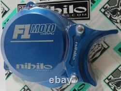 Yamaha YZ85 Nihilo Ignition Cover & Case Saver Kit 03 18